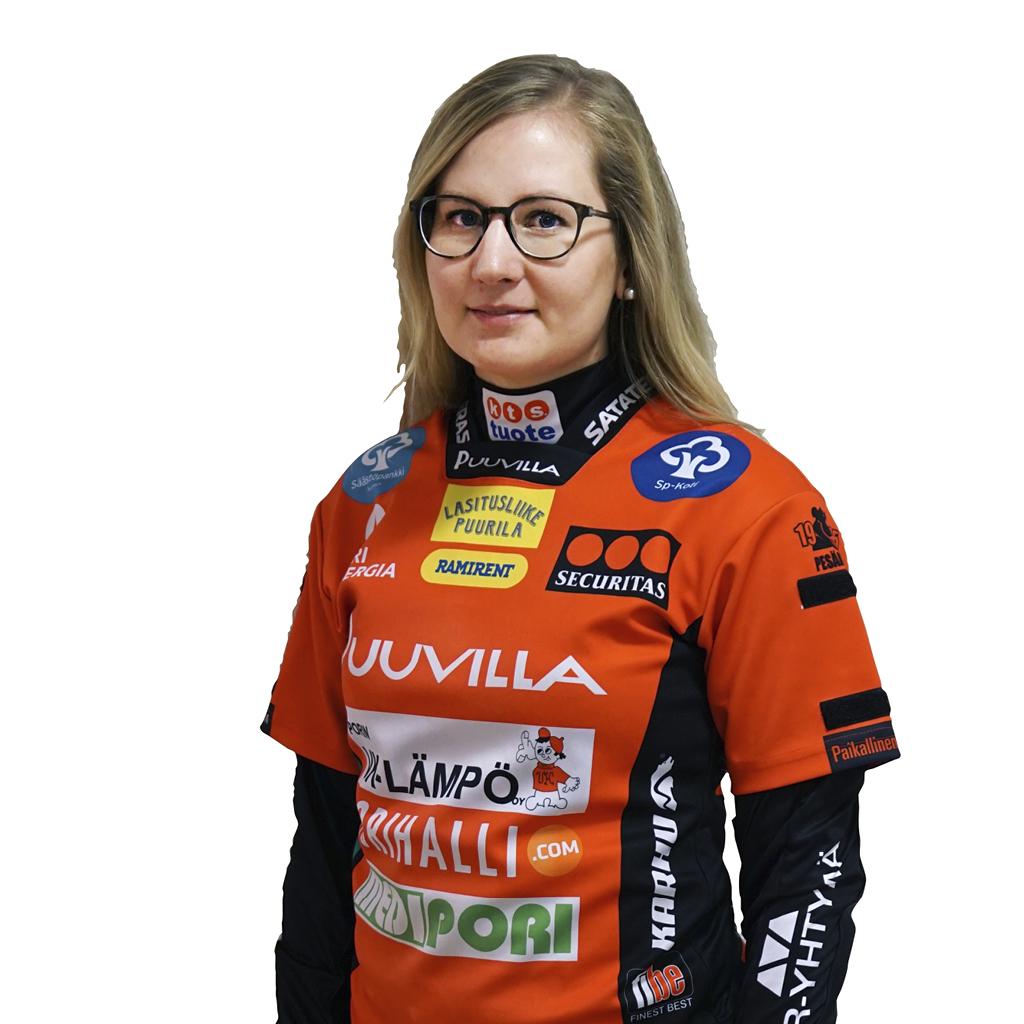 Eveliina Toppari